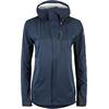 Klättermusen W's Rind Jacket Storm Blue